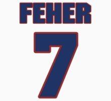 Basketball player Butch Feher jersey 7 by imsport