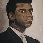 Muhammad Ali by barstow