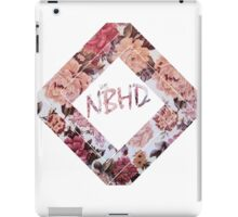 The NBHD Floral iPad Case/Skin