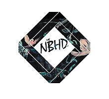 The NBHD Photographic Print