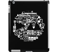 Depeche Mode : DM Logo 2013 - With old logo 2 - White iPad Case/Skin