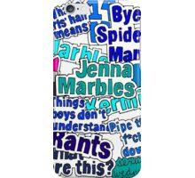Jenna Marbles iPhone Case/Skin