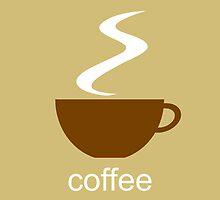 coffee II by Micheline Kanzy