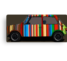 Paul Smith Classic Mini Canvas Print