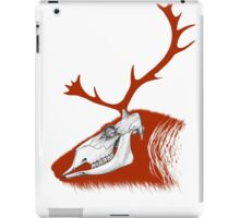 Rudolph the Red Reindeer iPad Case/Skin