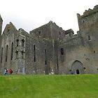 Rock of Cashel. Ireland by Patrick Ronan