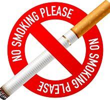No smoking by Take Me To The Hospital