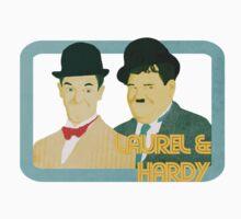 Laurel & Hardy Kids Clothes