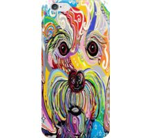 Maltese Puppy iPhone Case/Skin
