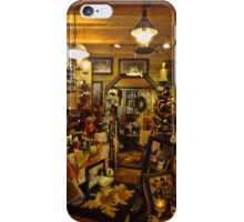 Country Christmas Crafts 9 iPhone Case/Skin