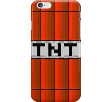 TNT - MINECRAFT iPhone Case/Skin