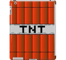 TNT - MINECRAFT iPad Case/Skin