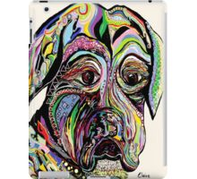 Colorful Boxer iPad Case/Skin