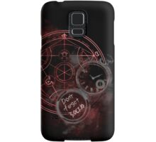 3 OCT Samsung Galaxy Case/Skin