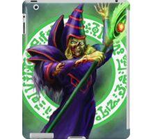 Dark Magician Zombie iPad Case/Skin