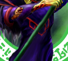 Dark Magician Zombie Sticker