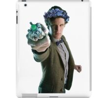 Bowties Are Cool But Flower Crowns Are Better iPad Case/Skin