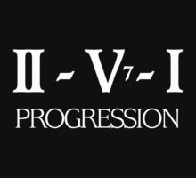 II-V-I by Terence J Sullivan