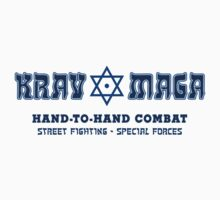 Krav Maga Kids Clothes