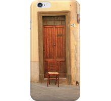 Still Life - Montalcino, Italy iPhone Case/Skin