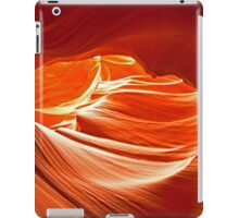 The Lower Antelope Canyon iPad Case/Skin