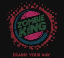Zombie King by CoDdesigns