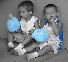 Little Boys Blue by Michael Reimann