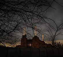 Battersea Power Station - London by Zoltan