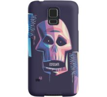 Exfoliate Samsung Galaxy Case/Skin