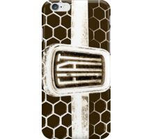 Fiat 128 Honeycomb Grill iPhone Case/Skin
