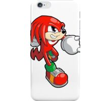 Sonic the Hedgehog - Knuckles iPhone Case/Skin