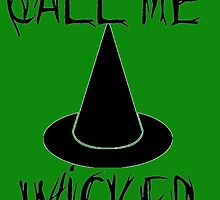 Wicked Witch by brightgemini