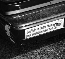 Don't drive faster then by © Joe  Beasley IPA