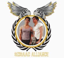 The Scissac Alliance [Small Logo] by thescudders