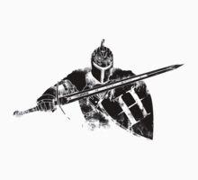 Dark Souls 2 Black Knight by HughesGaming