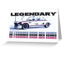 DLEDMV - Legendary CS Greeting Card