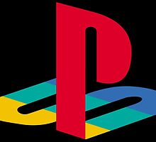 Vintage Playstation Logo by Sweet101