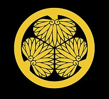 Tokugawa Shogunate Mon by pinkertoon-arts