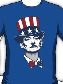 Uncle Sam Murray 1776 T-Shirt