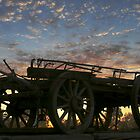 Camel Wagon by craignoble