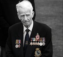 The Veteran by Andrew Walker