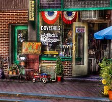 Dovetails by Mike  Savad