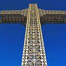 Cross by Peco Grozdanovski