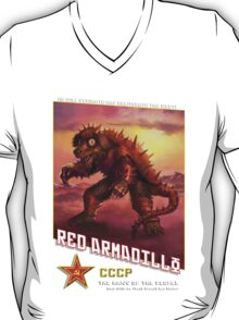 RED ARMADILLO! T-Shirt