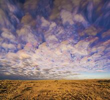 Painted Sky by IOBurque