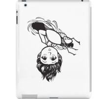 Peek-a-boo (black only) iPad Case/Skin