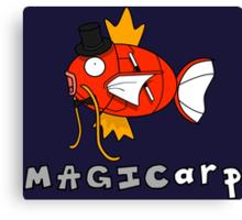 Magikarp the magician Canvas Print