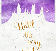 """Harry Potter """"Until the very end"""" by earthlightened"""