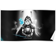 League of Legends - Ashe Poster