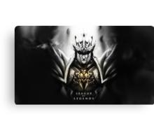League of Legends - Jarvan IV Canvas Print